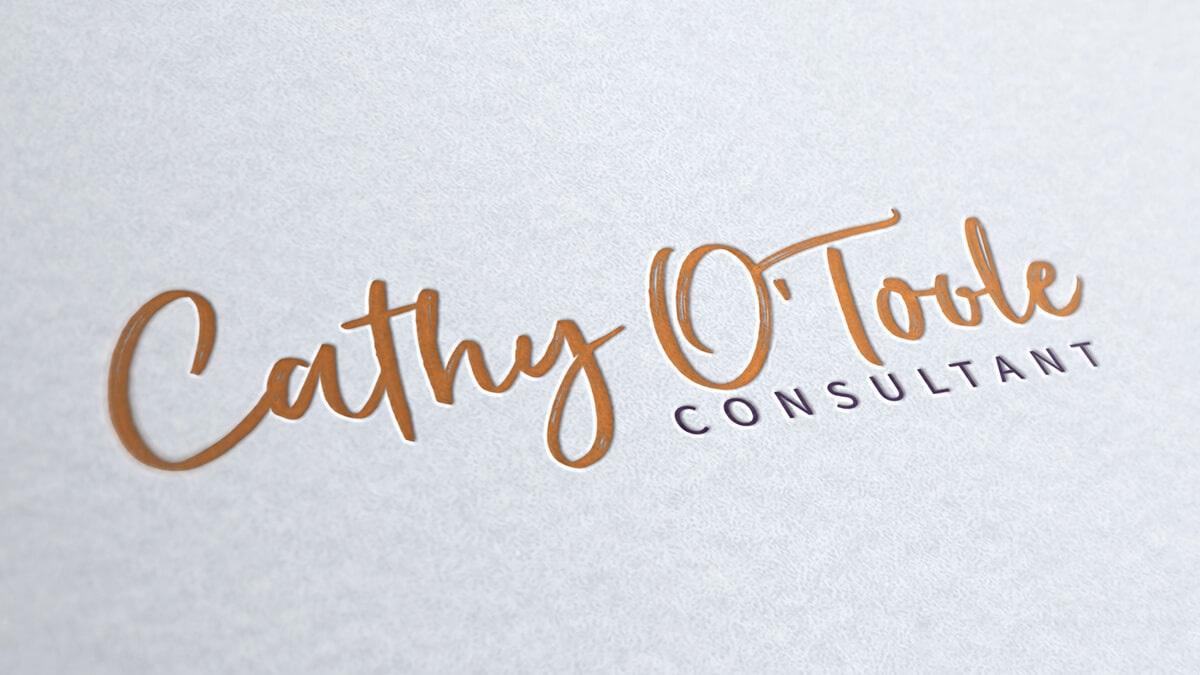 Grey and Grey Marketing Consultant Case Studies Cathy OToole Consultant Townsville Logo Design